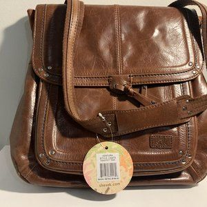 The Sak Convertible Ventura Backpack – Teak